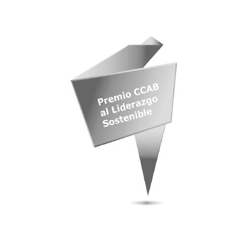 Premio CCAB al liderazgo sostenible